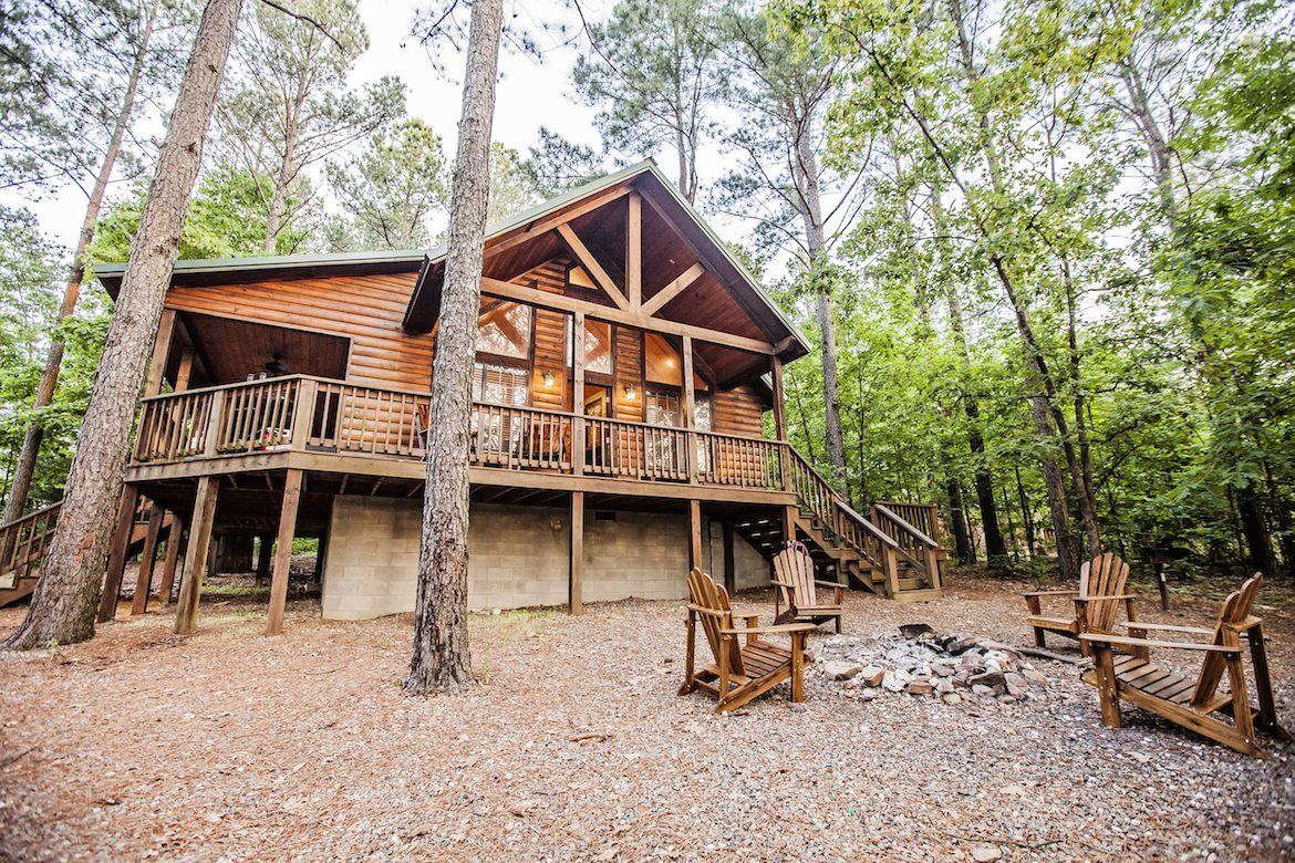 Cabins In Broken Bow For Rent Hidden Hills Cabins