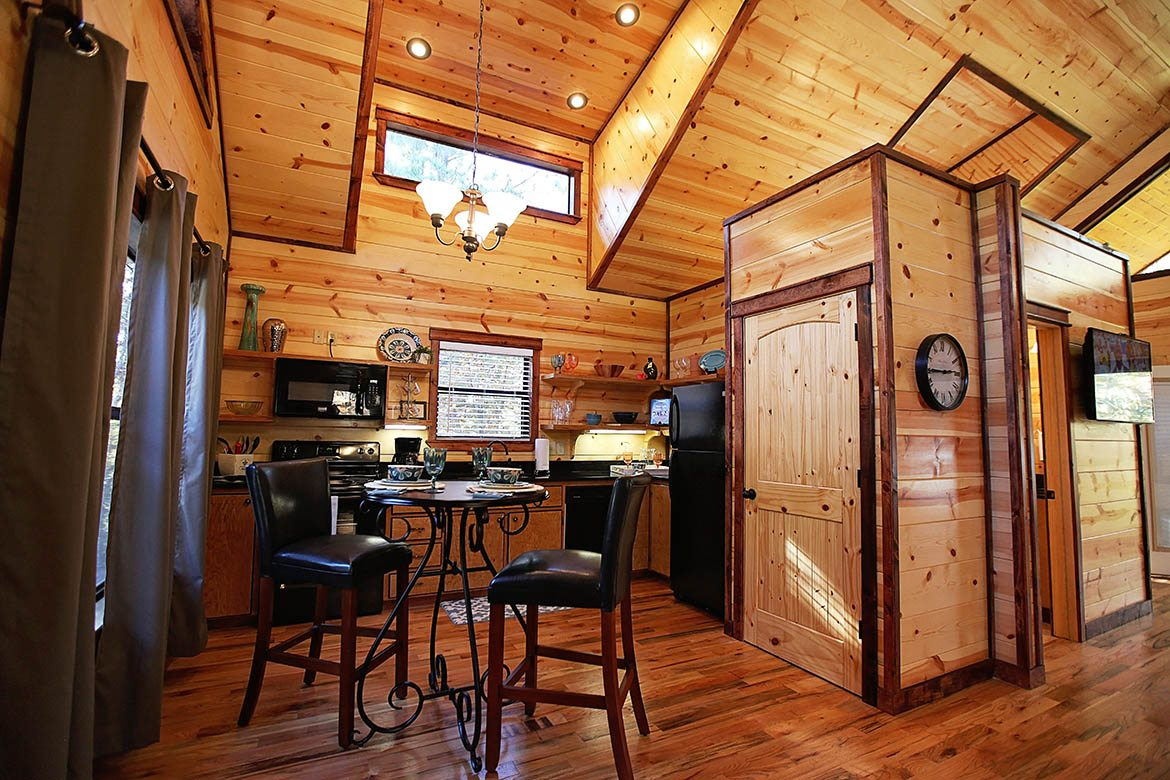 The Oasis Cabin In Broken Bow, OK U2013 Sleeps 2+