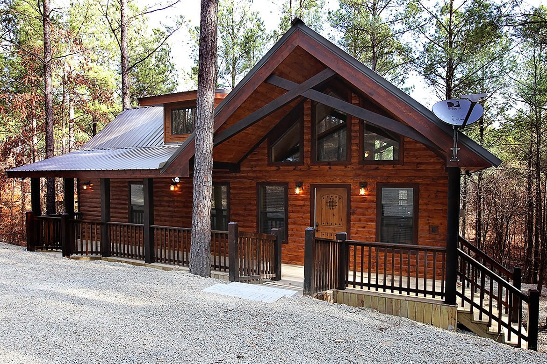 Oklahoma cabins: Hillside Paradise