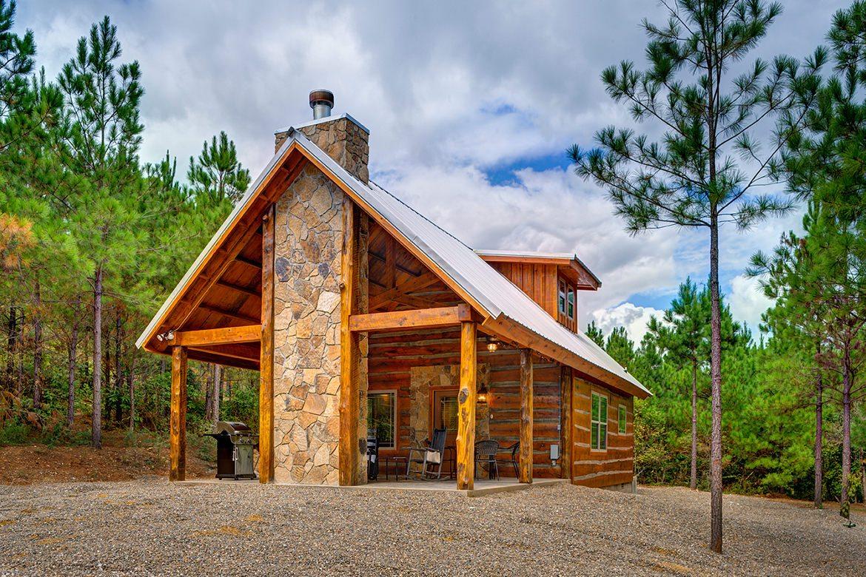 Settle In Cabin In Broken Bow Ok Studio Sleeps 2
