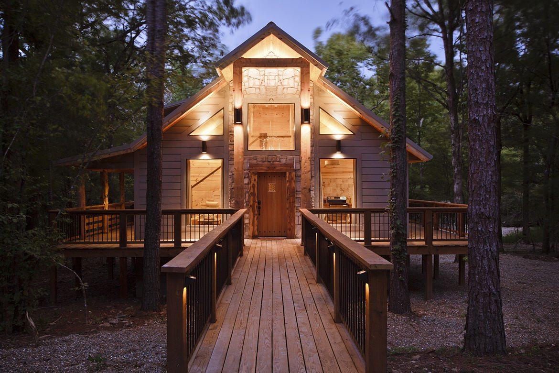 Oklahoma cabins: Deacons Den