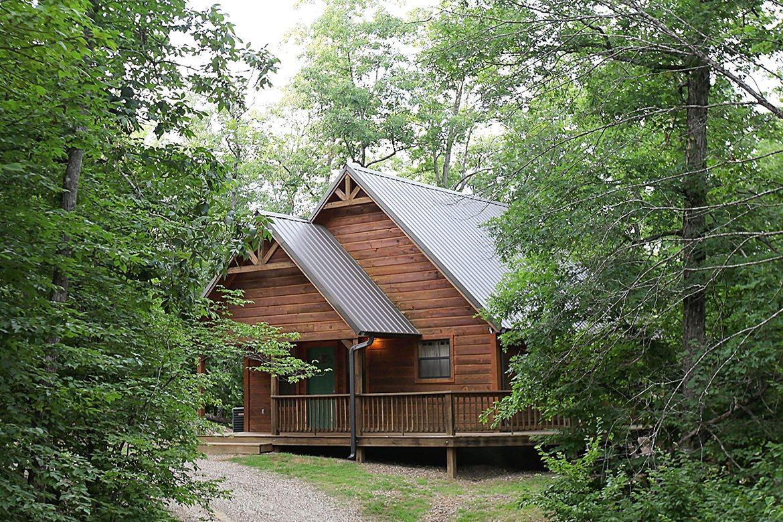 Oklahoma cabins: Dewy Bluffs