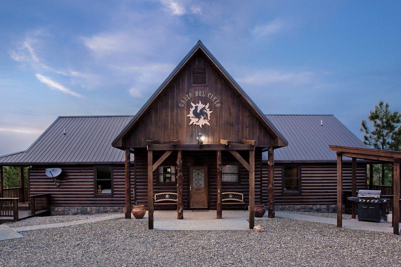 Oklahoma cabins: Gallo Del Cielo