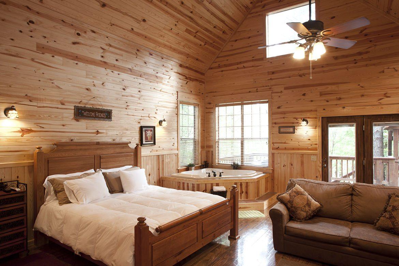 Green Mountain Cabin In Broken Bow Ok Studio Sleeps 2