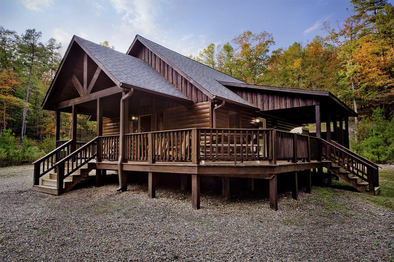 Oklahoma cabins: Juniper Hollow