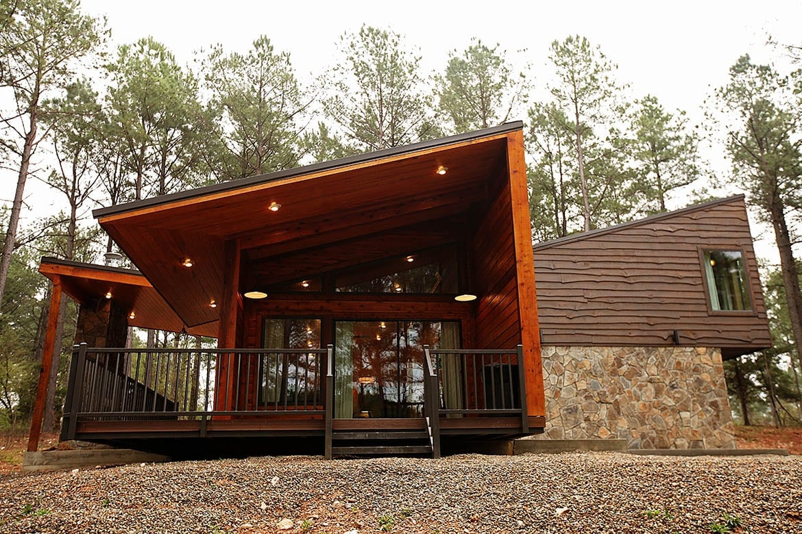 Oklahoma cabins: Nature Resides