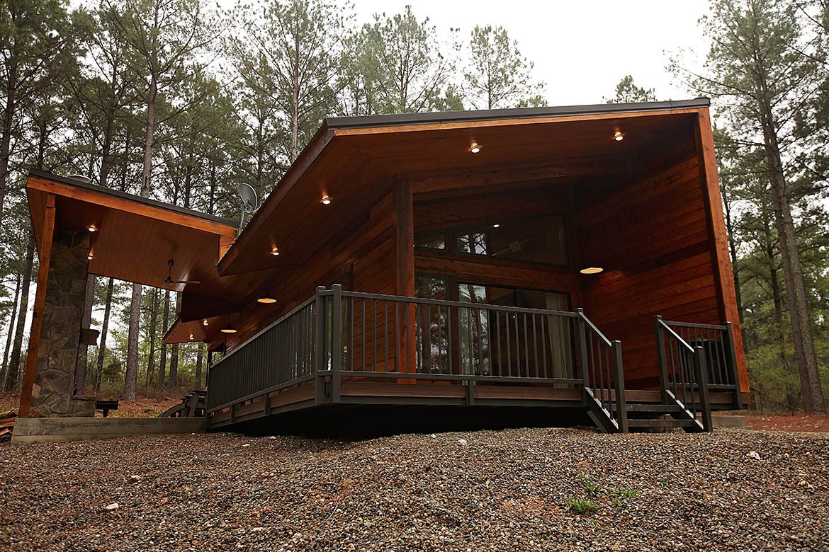 Nature Resides Cabin In Broken Bow Ok Sleeps 6