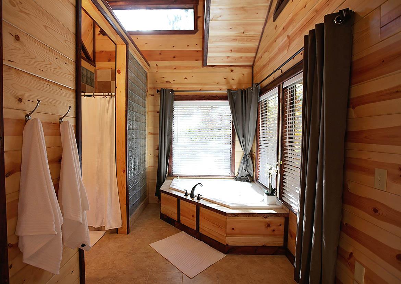 The Oasis Cabin In Broken Bow Ok Sleeps 2 Hidden