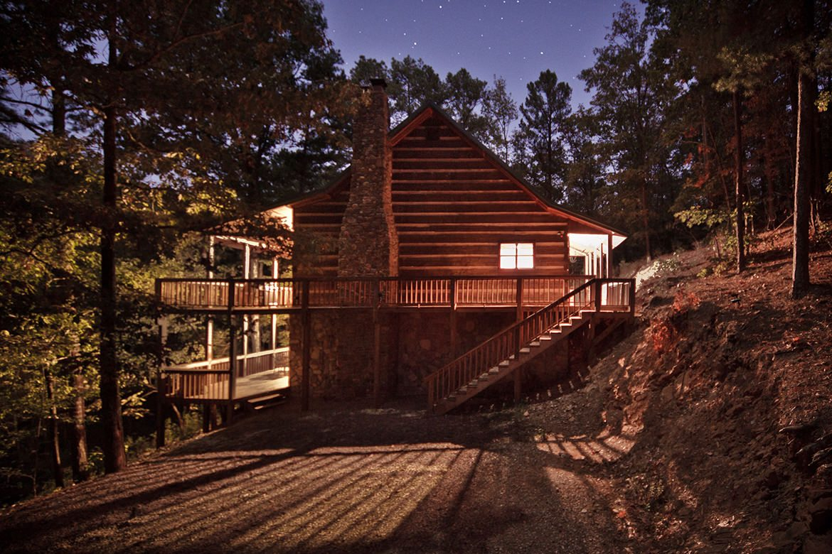 Steven S Springs Cabin In Broken Bow Ok Sleeps 11