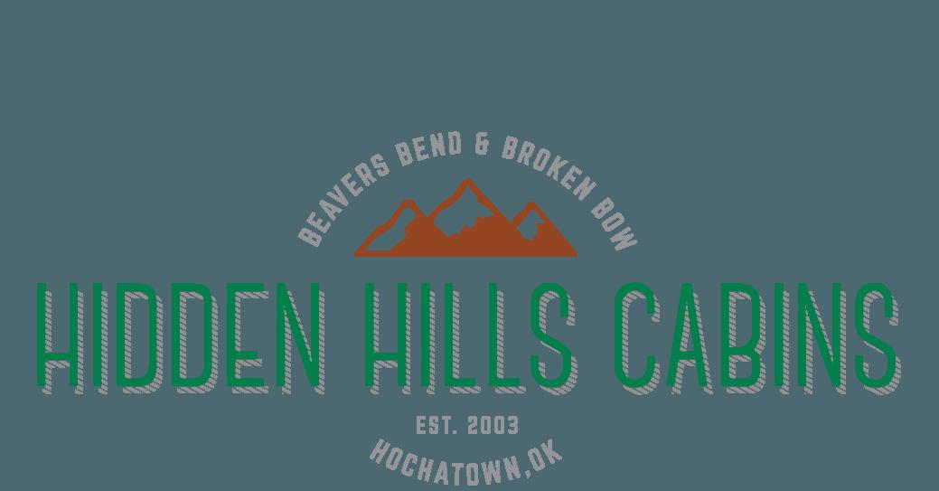 Welcome To Hidden Hills Cabins In Broken Bow Oklahoma