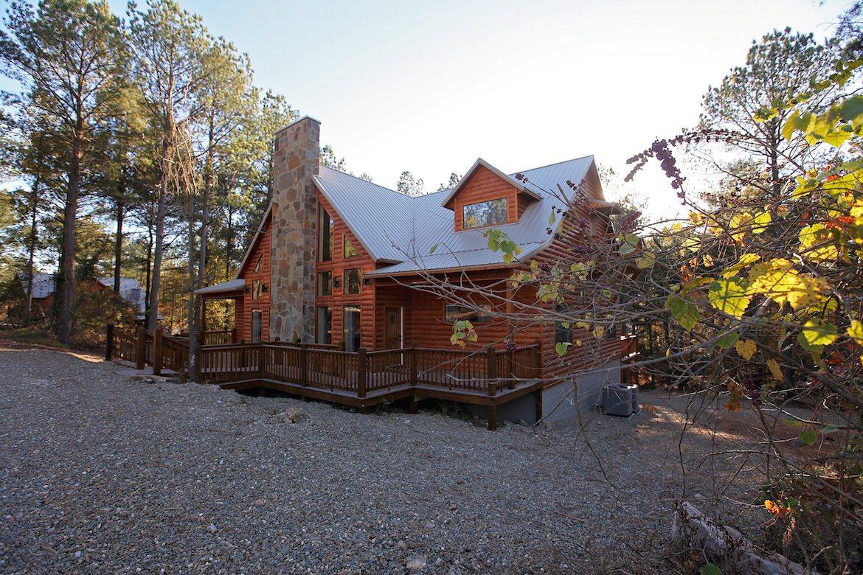 Oklahoma cabins: High Five