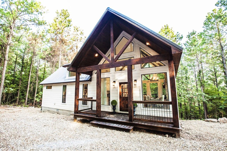 Oklahoma cabins: The Caroline Cabin