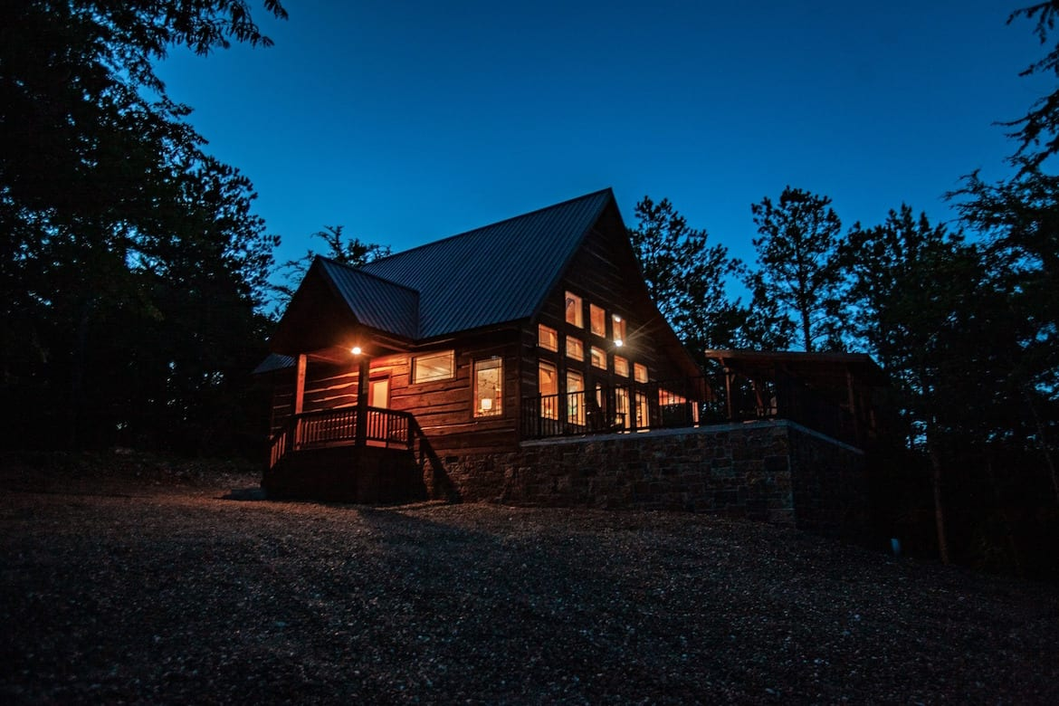 Oklahoma cabins: Little Dipper