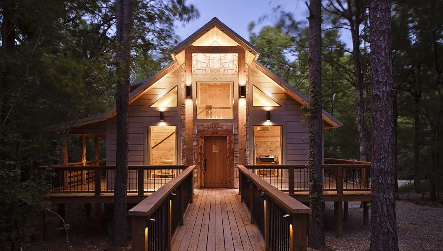 Broken Bow Cabins